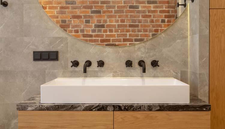 wall mounted washbasins