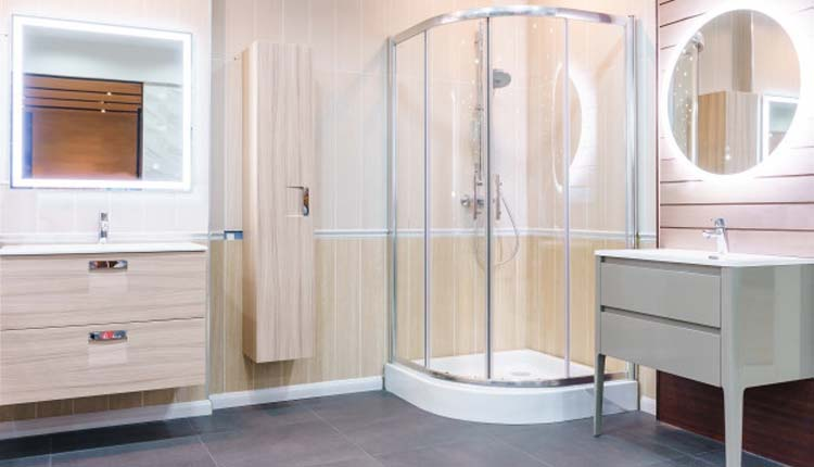 shower look more appealing